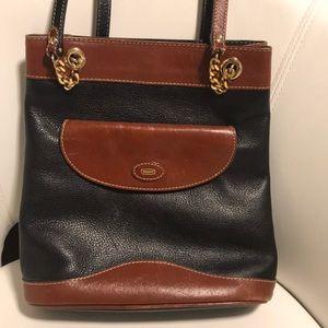 Bally Tote Vintage Bag